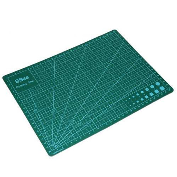 A4 Self Healing Cutting Mat PVC Double Sided Engraving Board 3mm Thickness