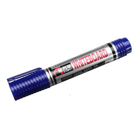 Genvana 3.5mm Marker Pen for White Board Add Ink Recycle Black Red Blue