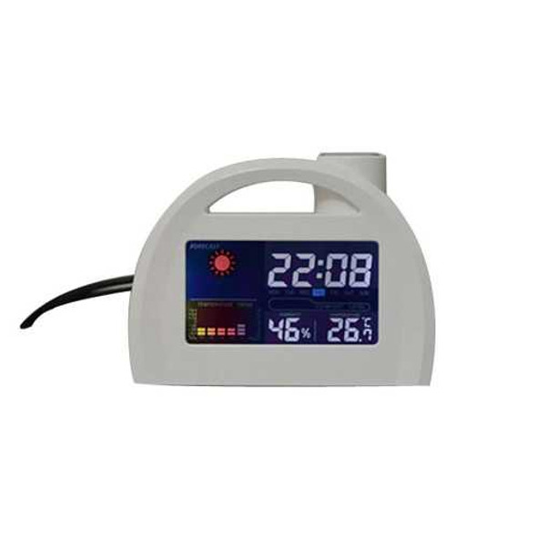 Fashion Multi-purpose Household Car Theromometer with LCD Display