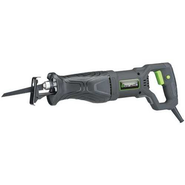 Genesis GRS750 7.5-Amp Variable-Speed Reciprocating Saw