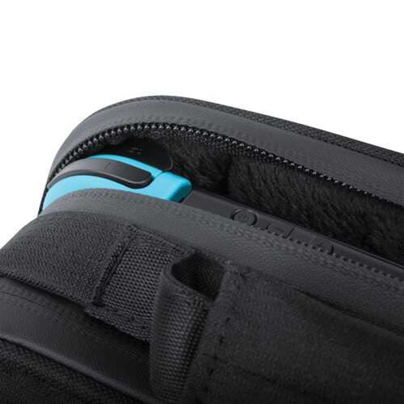 bionik BNK-9030 Commuter Reinforced Tactile Bag for Nintendo Switch and Accessories