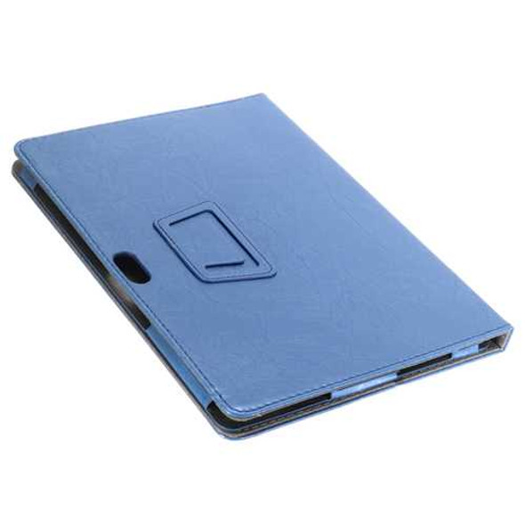 PU Leather Folding Stand Printing Tablet Case Cover for 10.1 Inch Teclast M20