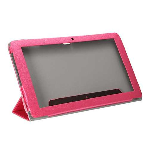 Folding Stand PU Leather Case Cover For 10.6 Inch ALLDOCUBE Cube Talk11 U81 Tablet