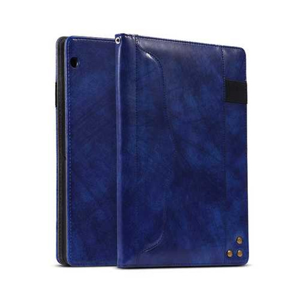 Multifunction Silk Grain Folding PU Leather Case Cover For Huawei T3 10 9.6 Inch Tablet