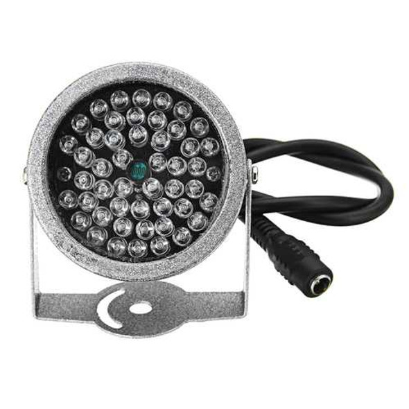 Invisible Infrared Illuminator 940nm 48 LED IR Lights Lamp for CCTV Security Camera