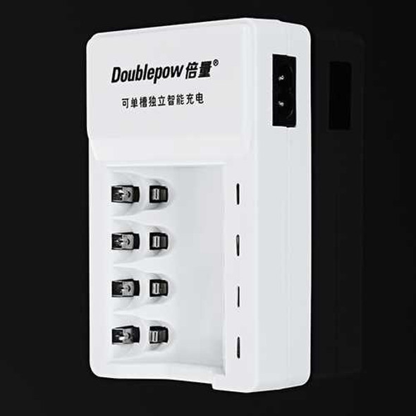 Doublepow K11 4 Slot AA AAA Rechargeable Battery Charger
