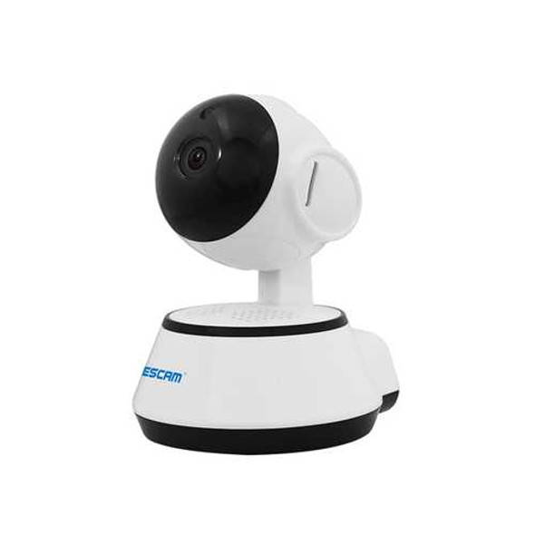 ESCAM G10 720P IP Wireless Camera Support M otion Detection H.264 Pan/Tilt Support 64G TF Card IR C