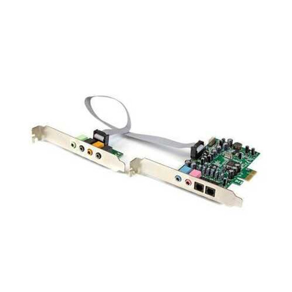 7.1 Channel PCIe Sound Card