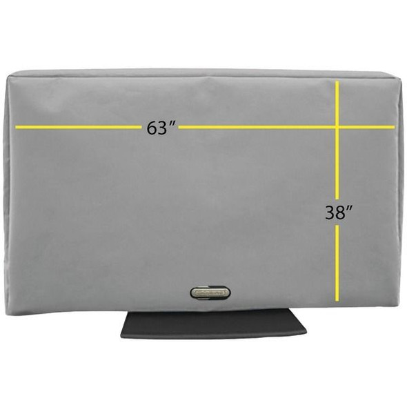 """Solaire SOL 70G Outdoor TV Cover (63""""-70"""")"""