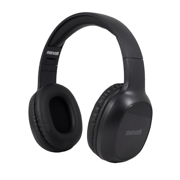 Maxell 199793 Bass 13 Bluetooth On-Ear Headphones with Microphone