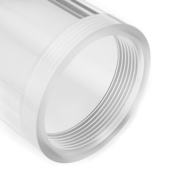 G1/4 50mmx190mm Acrylic Cylinder Reservoir Water Cooling Tank For PC Liquid Cooling