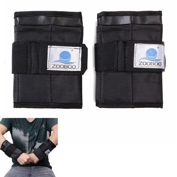 Adjustable Hand Wrist Arm Weight Gym Exercise Boxing Training Protective Pads