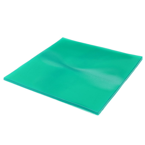 Cool Gel Pad Seat Green Square For Motorcycle Sofa Chair Home Office 45x45cm