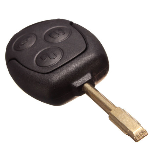 Remote Key FOB Case For Ford Mondeo Fiesta Focus Three Button