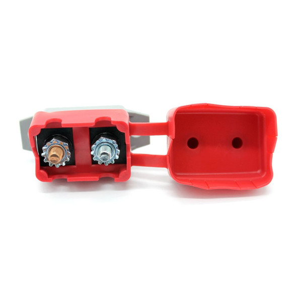 30A AMP 12V Circuit Breaker & Cover Dual Battery Fuse Automatic Auto Reset C0090