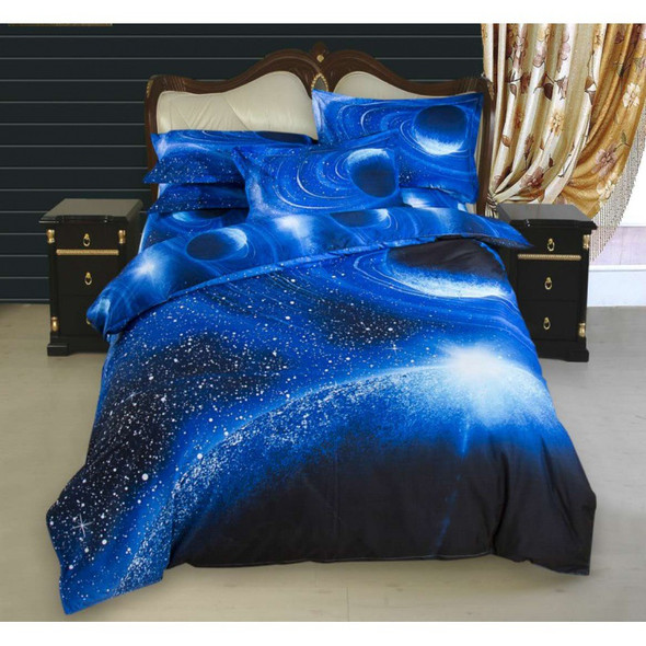 style: O, Bedding Size: 1.35m - 3D Print Bed Sheets Set Duvet Quilt Cover Sets Bed 4 Piece