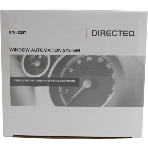 Directed Install Essentials 535T Power-Window Automation System