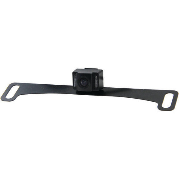 BOYO Vision VTL17IRTJ VTL17IRTJ Concealed-Mount 170deg License Plate Camera with Night Vision and A