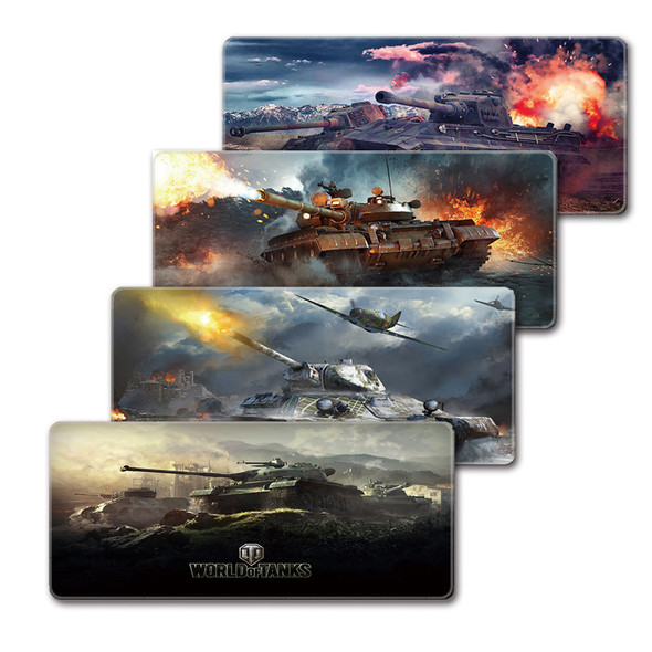 style: D, Size: 400x900x2MM - Gaming Mouse Pad Can Print OLGO Oversized Mouse Pad