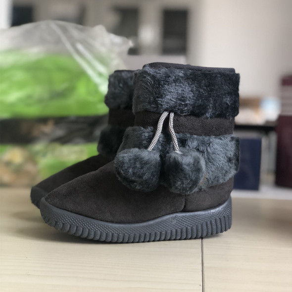 Snow boots - Color: Grey, Size: 23