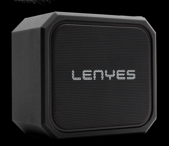 Color: black, Specifications: S105 - Coldy Lion (Lenyes) Wireless Bluetooth Speaker Sound Waterproo