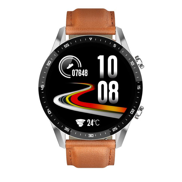 Color: B - Bluetooth Call Heart Rate Blood Pressure Pedometer Smart Watch Cross-border T30 Watch