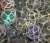 Vintage Japanese Glass Fishing Balls