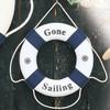 Nautical Buoys / Bouys Gone Sailing Life Rings