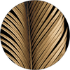 Tropical Palm Leaf High Quality Rugs