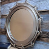 Medium Polished Silver Mirror