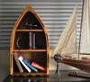 Coastal Book Shelves