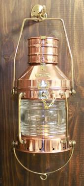 Oil Lamp Fresnel Lens