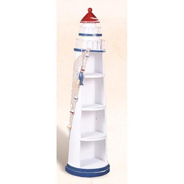 Nautical Light house Book Case
