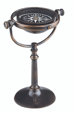 Compass on Stand