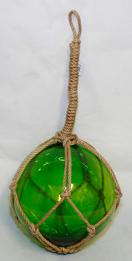 Green Glass bouy