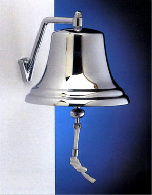 8 Inch Certified Ships Bell