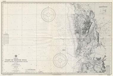 Old Nautical Charts Scandinavia
