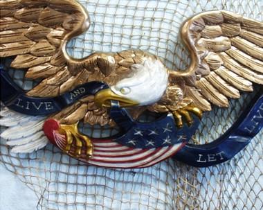 Decorative Patriotic Eagle