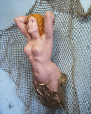 Britannia Nautical Ships Figurehead