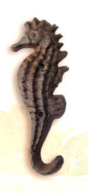 Cast Seahorse Utility Hook