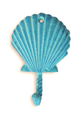 Iron Clam Shell Utility Hook