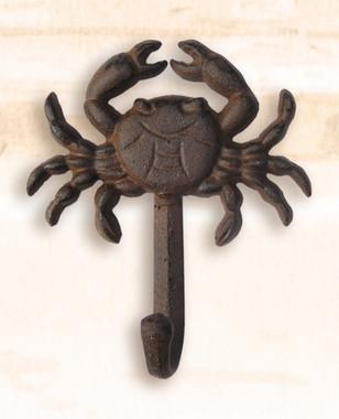Iron Crab Clothing Hook Antiqued