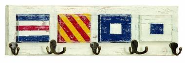 Nautical Flags Hooks