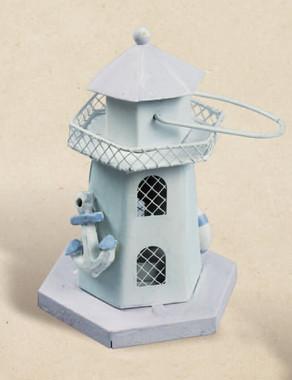 Lighthouse Tea Light Nautical Decorations