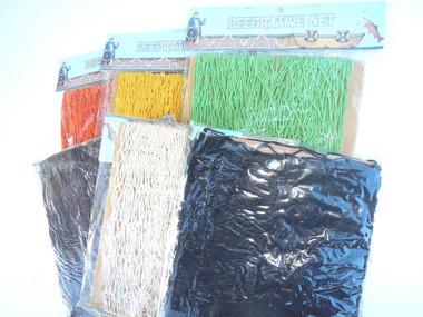 Cotton Decorative Fish Nets 6 Colors