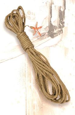 "3/8"" Marine Decorating Rope 33 Feet"