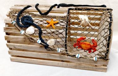Decorative Crab Trap