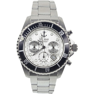 Men's Chronograph Anchor Wrist Watch