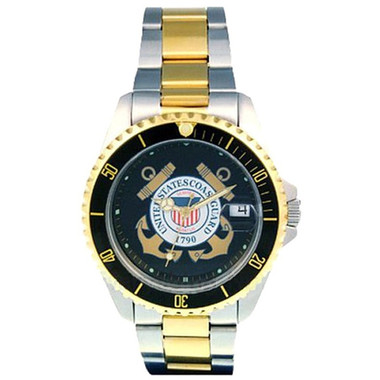U.S. Coast Guard Men's Waterproof Watch