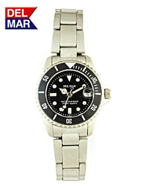 Women's Stainless Steel Classic Dive Watch